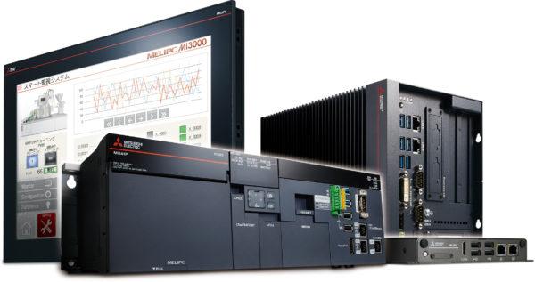 Решение для периферийных вычислений MELIPC корпорации Mitsubishi Electric