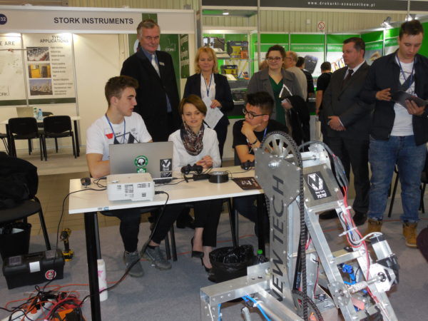 XXVI Международная выставка-конференция автоматизации и измерений Automaticon состоится в Польше 17–19 марта 2020 года