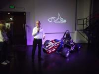Презентация гоночного болида Iguana Generation 7