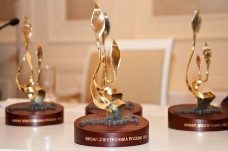 Премия «Живая электроника России-2020»