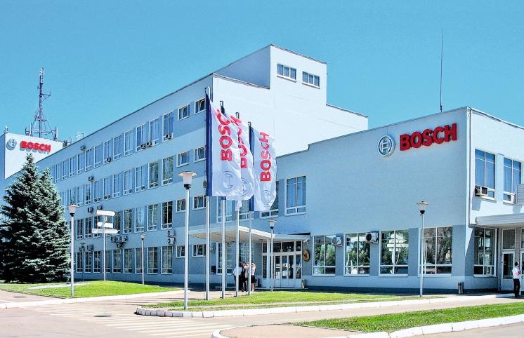 Завод BOSH (г. Энгельс, Саратовская обл.)