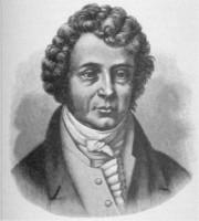 Рис. 6. Андре-Мари Ампер (1775-1836)