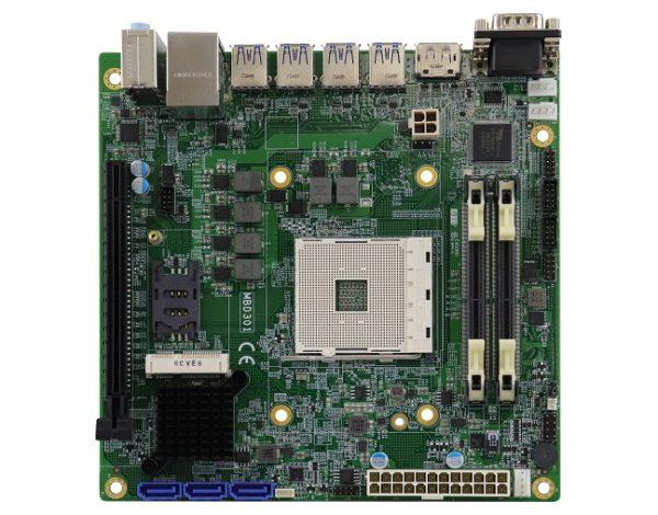 Материнская плата серии MBD301 Mini-ITX компании iBASE