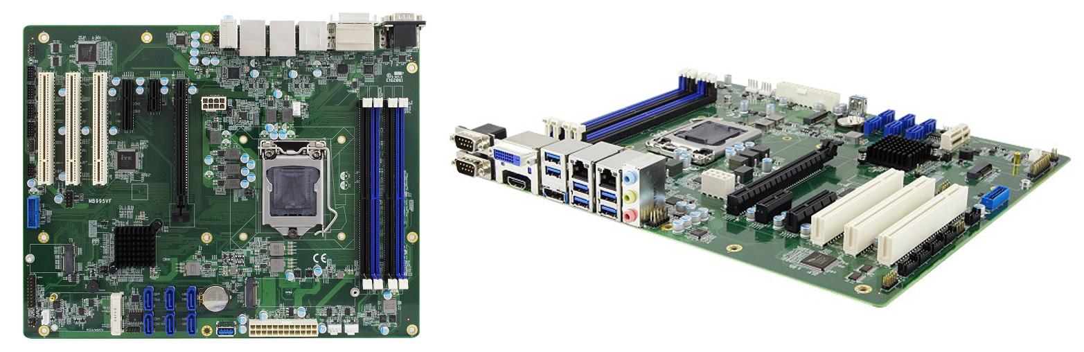 Материнская плата серии MB995 Mini-ITX компании iBASE