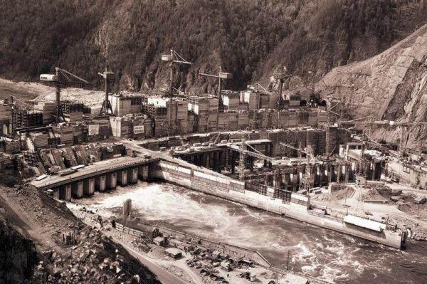 АСУТП гидрогенератора Саяно-Шушенской ГЭС