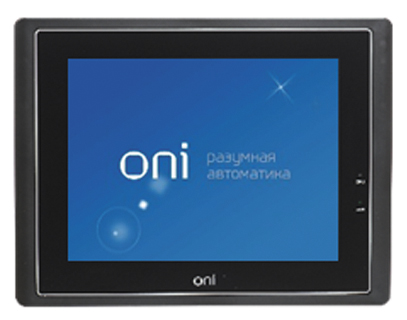 HMI-панелей ONI серии ETG