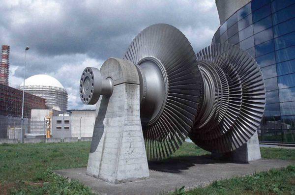 Электрогидравлическая система регулирования и защиты паровой турбины