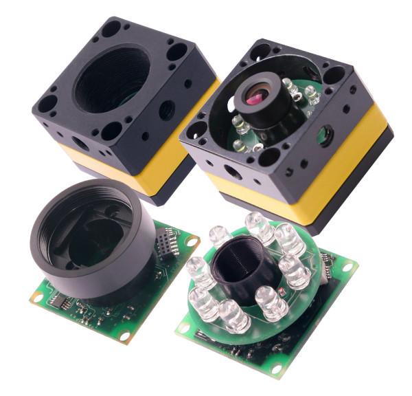 модульные промышленные USB-камеры Visiosens